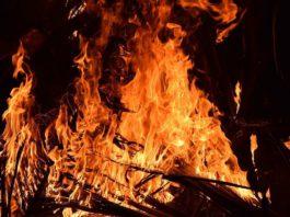 Fire, barn fire, farming news