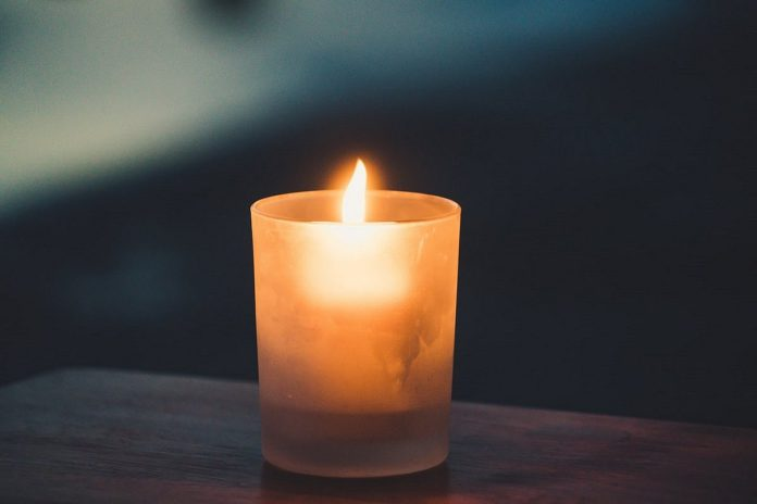 candle, death, accident, incident