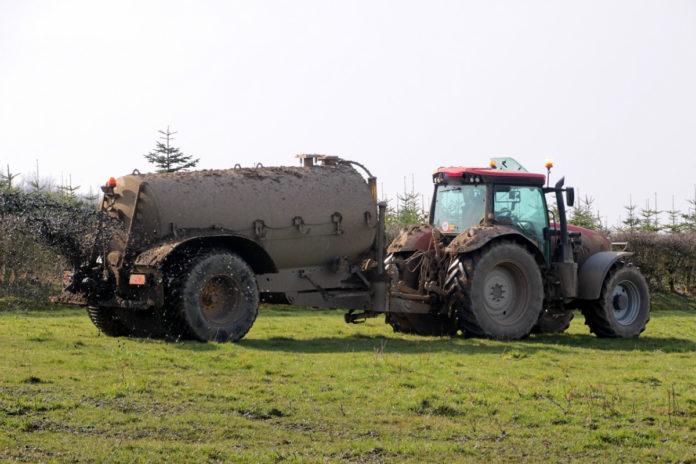 slurry, slurry tanks, farming news