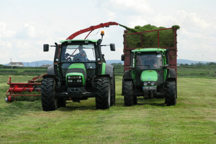 Silage, agricultural contracting, agricultural contractors, silage harvesting, FCI,