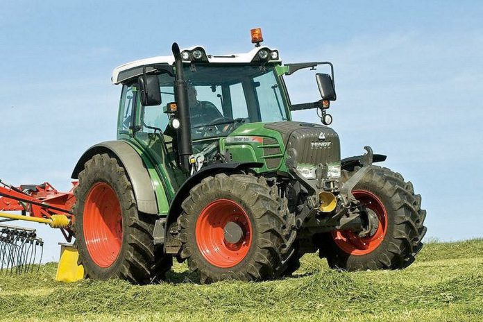 tractor, agricultural contractor