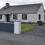 A 3-bedroom detached bungalow in Kilbree Upper, Westport, Co. Mayo for €135,000.