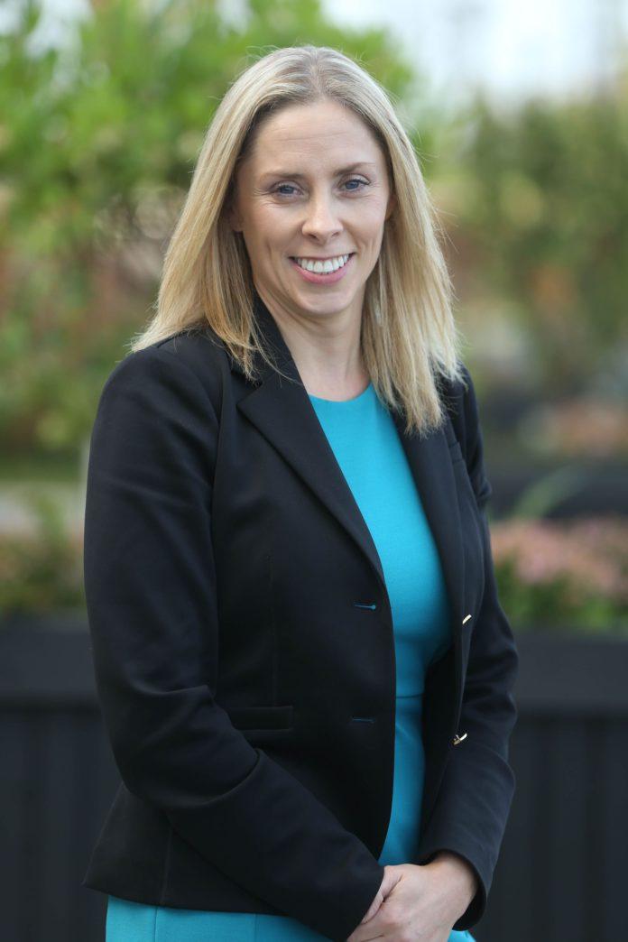 Karina Pierce - Enterprise Ireland as a Senior Development Advisor in Dairy