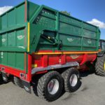 Northern Ireland machinery manufacturer SlurryKat has designed a special combination trailer that can be used as both a dump trailer and a silage trailer.
