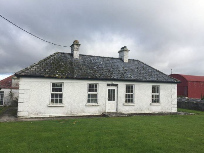 Residential holding on c.20.6-acres for sale in Boytonrath, New Inn, Cashel, Co. Tipperary.