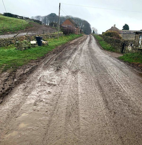 Farmers reminded to keep roads mud-free