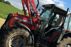 Leah Armitage is a fourth-generation farmer and agricultural science student at Waterford Institute of Technology from Co. Westmeath.