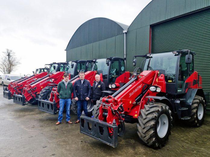 Howard Fulton Tractors, Dungiven