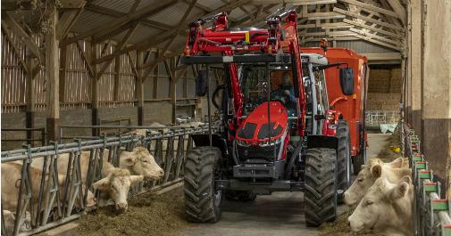 Massey Ferguson 5S tractor range