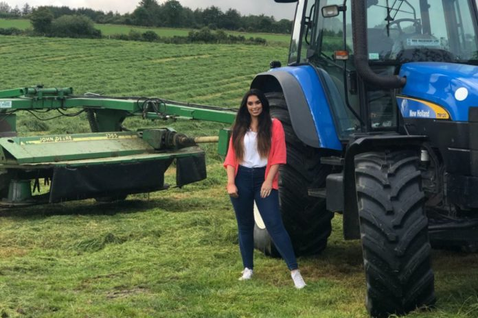 Rachel Connolly - Farm girls - women in agriculture