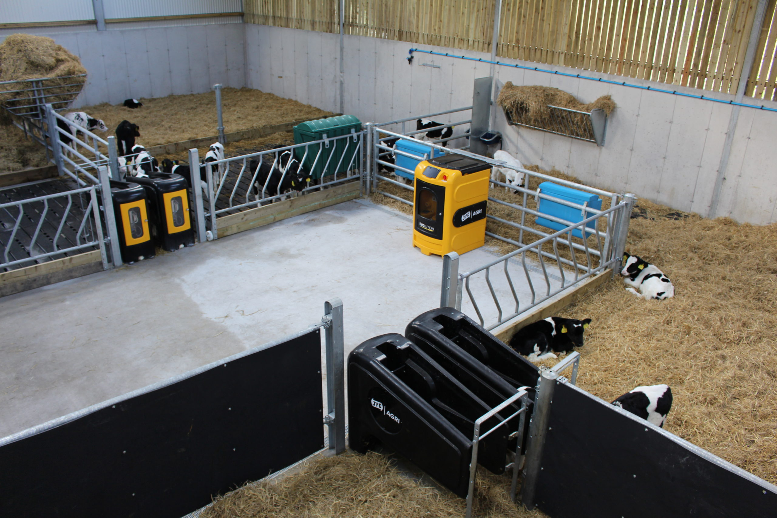 shed, livestock shed, dairy farming,
