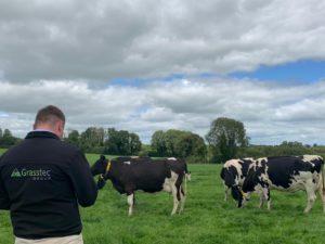 Liam Barton, Grasstec, dairy, dairy farmers, dairy farming, UK,