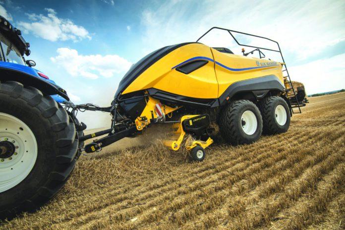 BigBaler 1290, New Holland, tractors, machinery, farm work, farming news, agricultural news, That's Farming