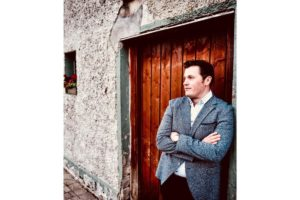 David Connor country music artist from Claremorris, Co. Mayo