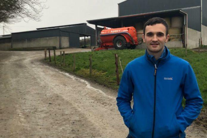 Seán McMahon, grassland management, dairy, UCD, dairy farming, Grassland Agro