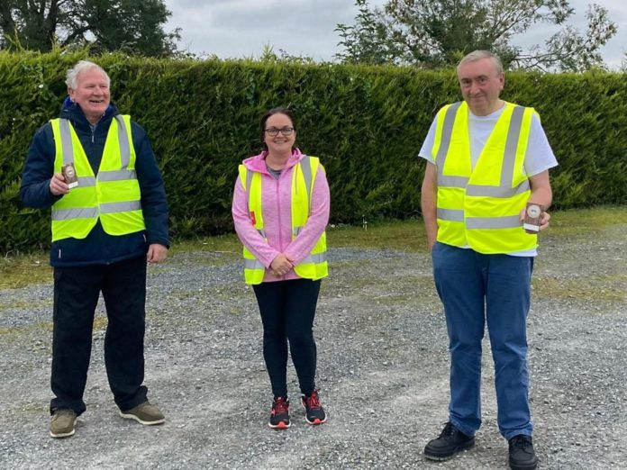 Laura Tully, Fit Farmers, Michael Mulryan, walking, exercise, farming, get fit