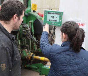 Aislínn Campbell, machinery, farming news