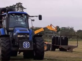 tractor, machinery, agricultural contracting,