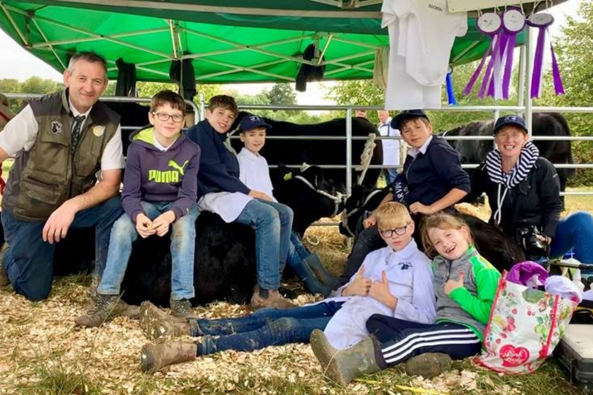 Towra Pedigrees. farming in Ireland, agricultural show