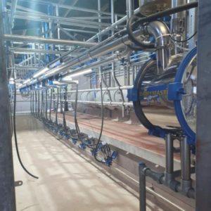 Dairymaster parlour, dairy farming, dairy farmers,