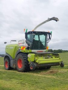 CLAAS, machinery, field,