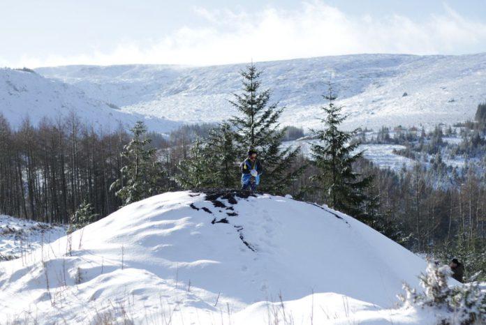 Snow, weather, weather forecast, Met Éireann,
