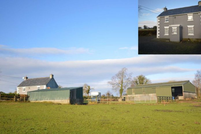 Farms for sale, Ireland, small holding, property