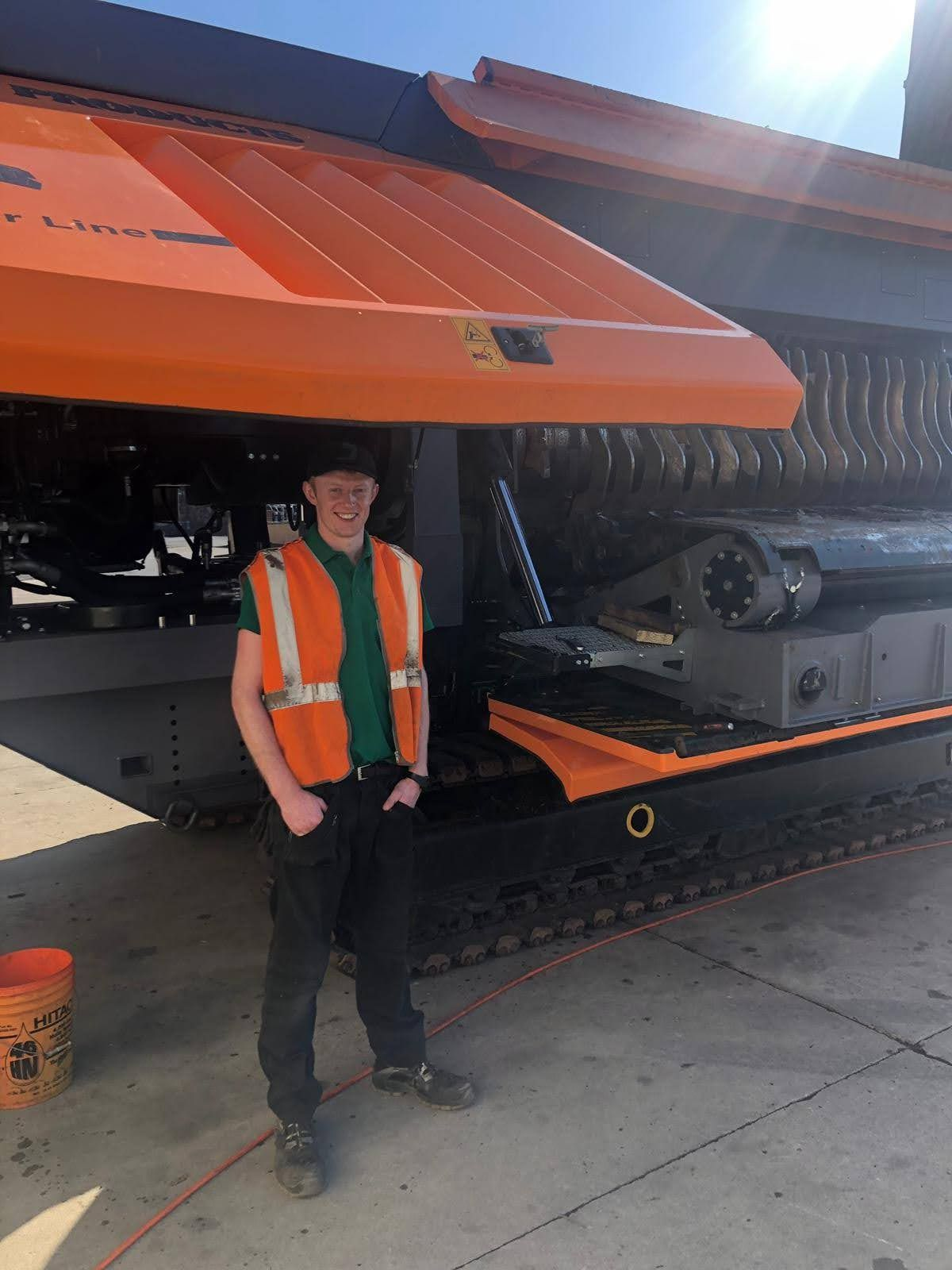 machinery, tractors, Bridgeman Ecosystems Ltd