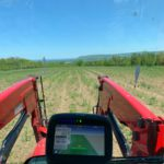 Tractor, GPS technology