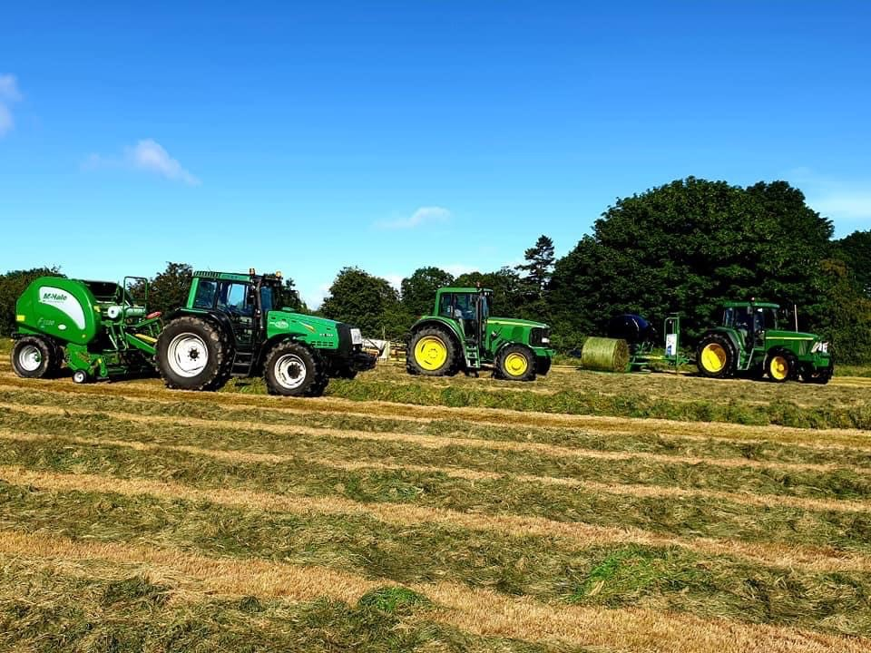 silage, agricultual contractor,