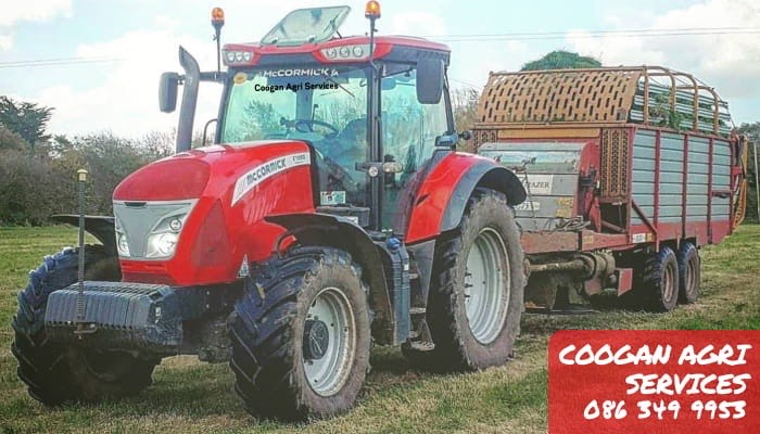 Coogan Agri Services, agricultural contracting, agricultural contractors