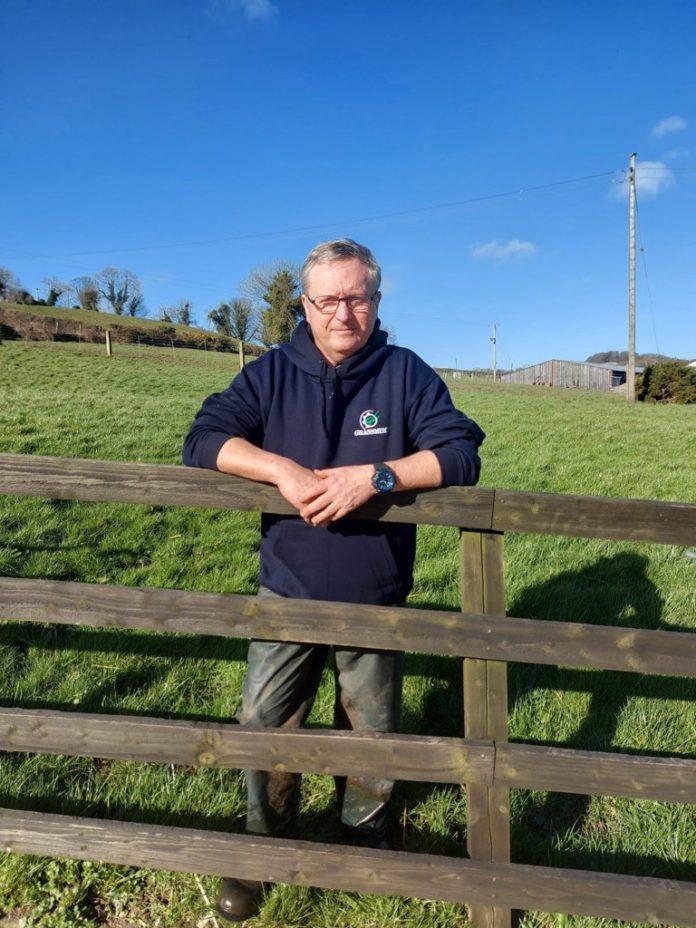 Will Brown, suckler farming, suckler farmer, 24-month-old calving