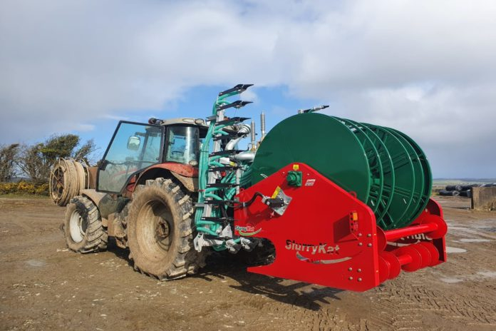 Ted O' Leary Agricultural Contracting