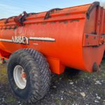 Abbey machinery, side spreader, slurry spreading, machinery for sale