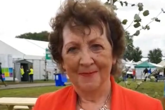 Freda Kinnarney, Tullamore Show, agricultural shows