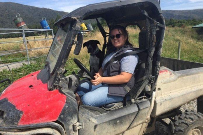 Leyla Byrne, farming, women in ag, farm girl, New Zealand, dairy farm, dairy farmer, farming news
