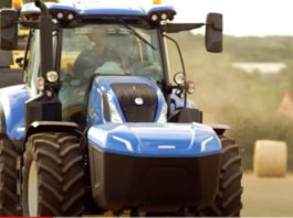New Holland Agriculture, tractors, machinery