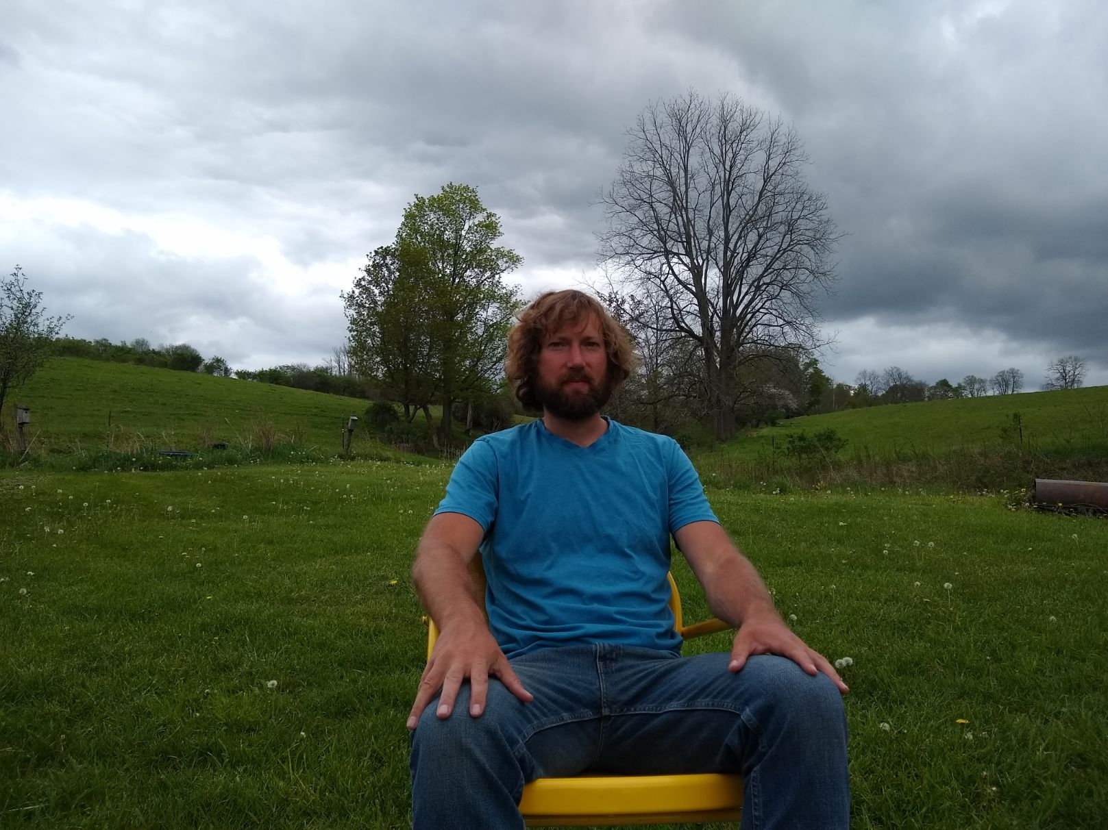 Ryan Dennis, dairy farming, farmer, writing, writer, student
