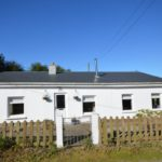 """A """"delightful, picturesque"""", traditional two-storey cottage on a circa 0.5-acre site is for sale in Raherduff, Oulart, Gorey, County Wexford."""