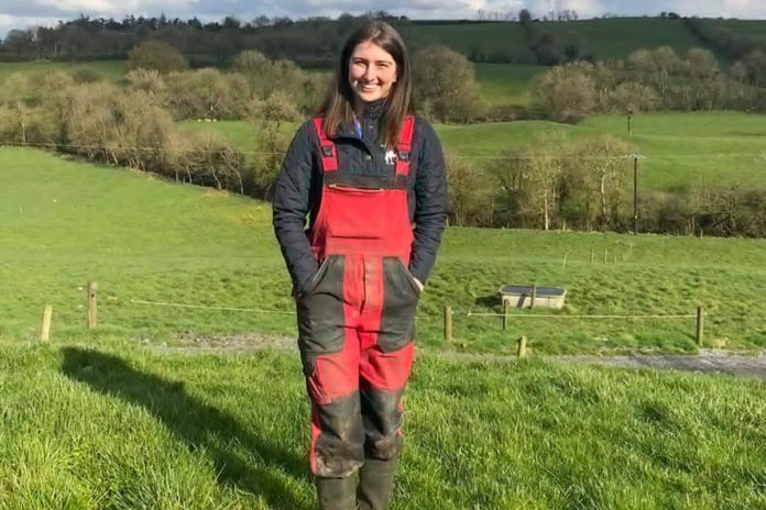AgriNet HerdApp: Ciara Byers, women in ag, farm girls,