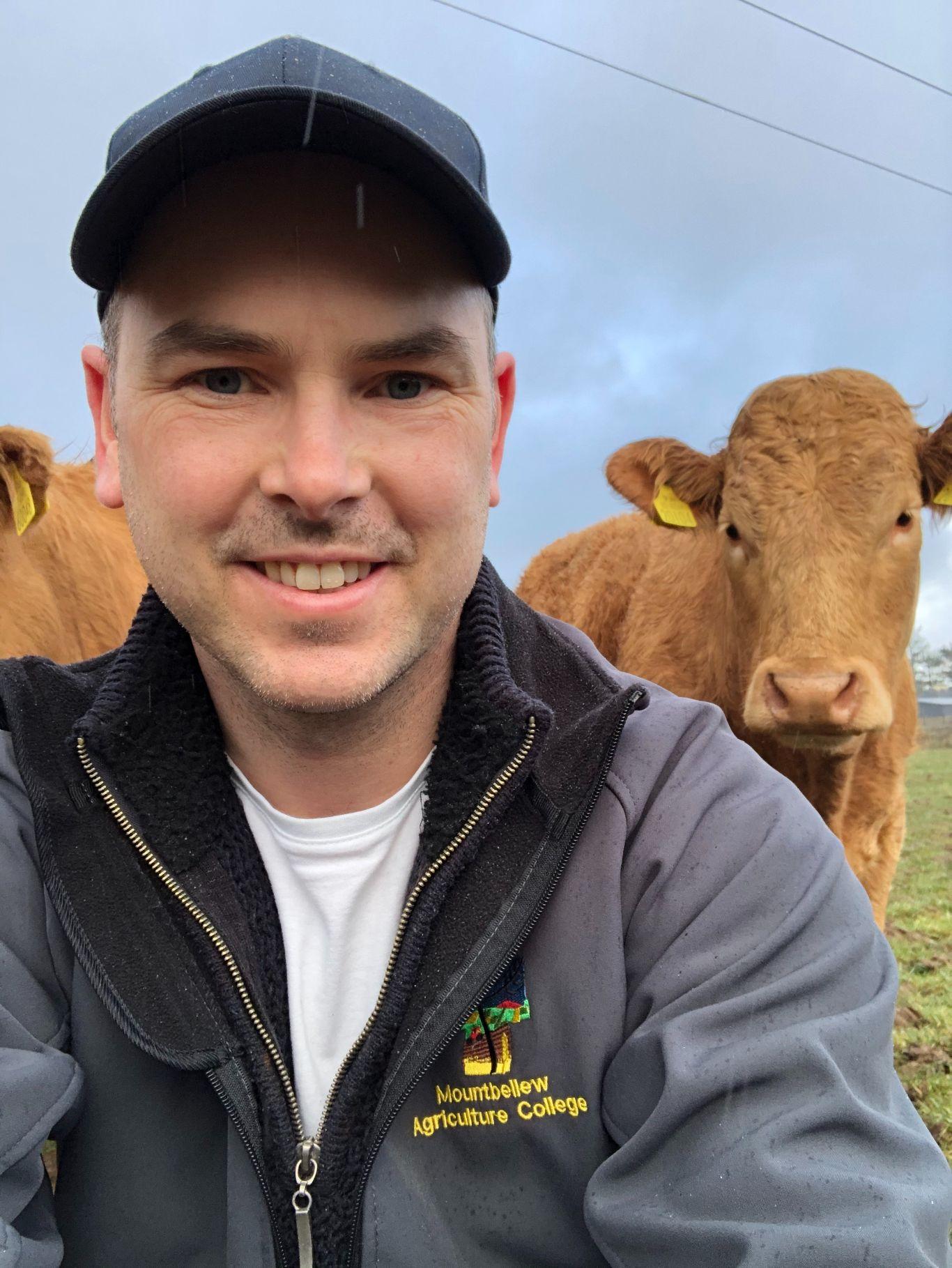 Enda Kennedy, suckler farming, farm safety, dairy farming news