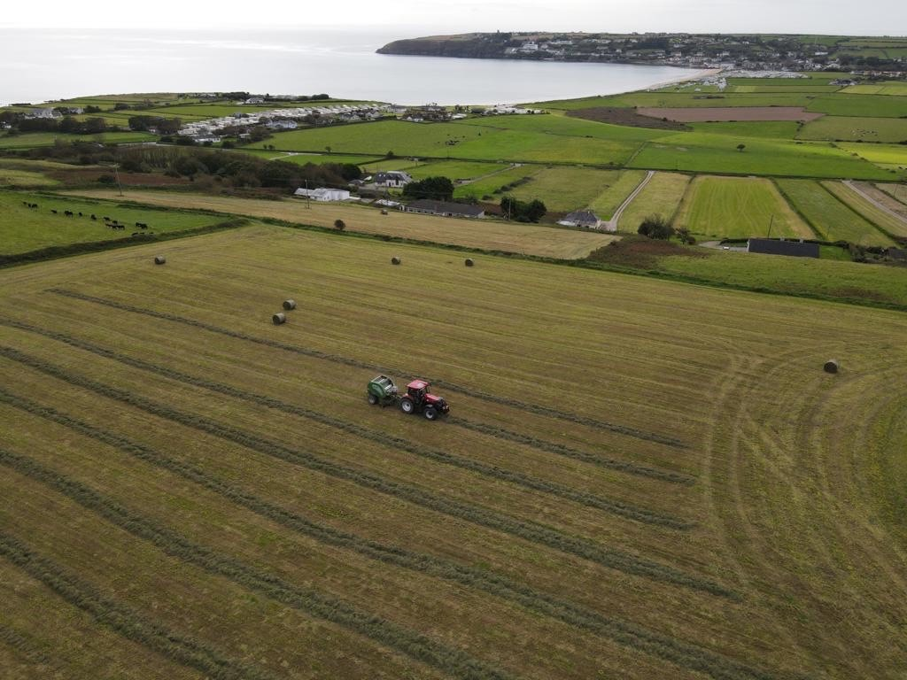 Hurley Agri Services, fields, agricultural contracting