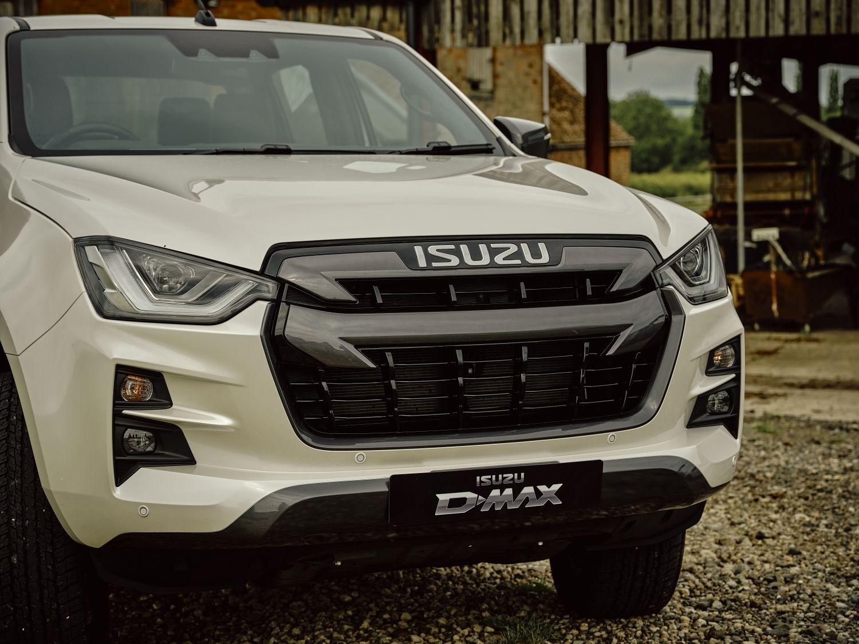 all-new Isuzu D-Max