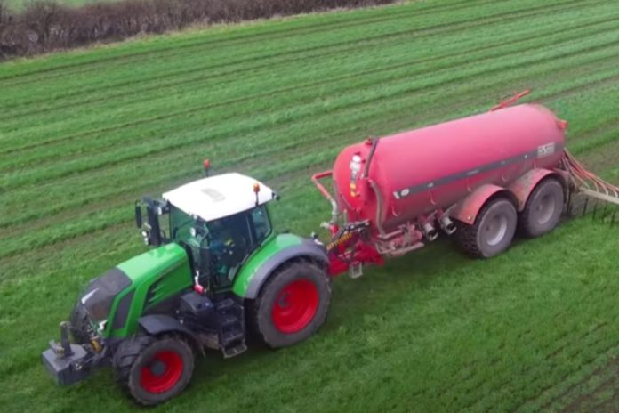 slurry spreading, tractors, machinery, Galway Agri Videos