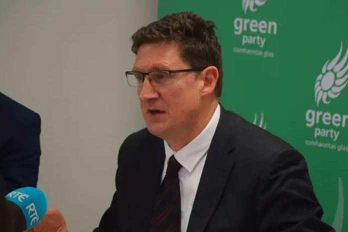 Eamon Ryan, Green Party