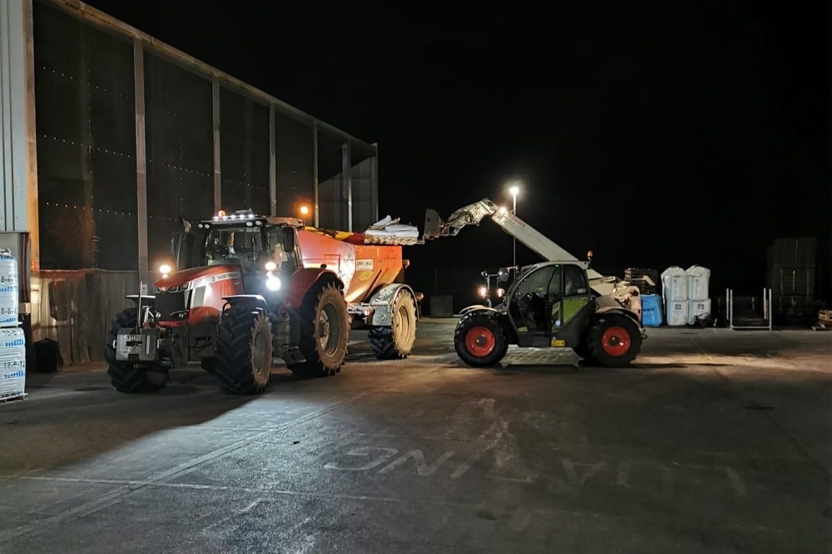 Garvey Agri Services, tractors, machinery