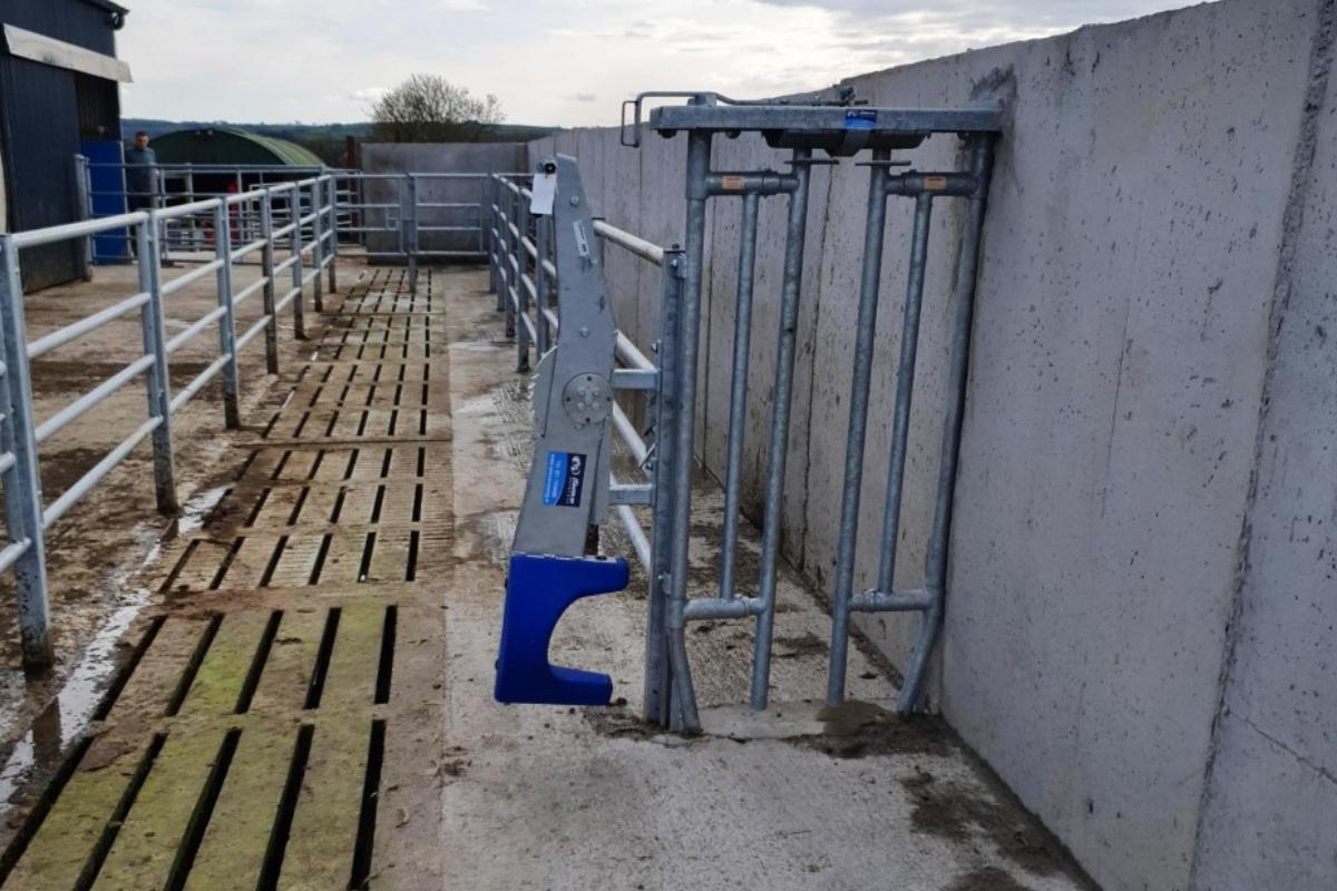 handling units, dairy farm, young farmer, farming in Ireland