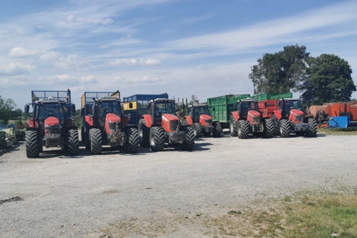 Garvey Agri Services, tractors