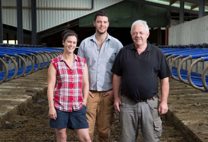 Linda Cliffe, farm girl, women in ag, women in farming