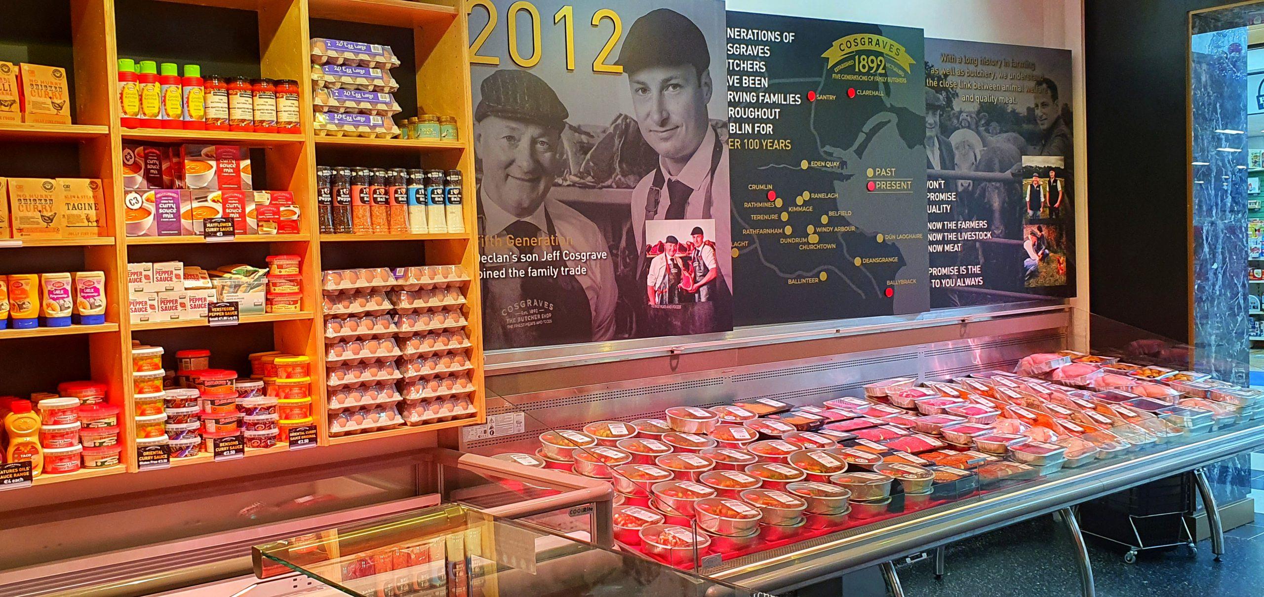 butcher shop, farming news, beef for sale,